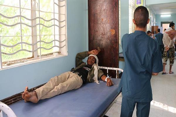 Cholera killed more than 400 people in Yemen