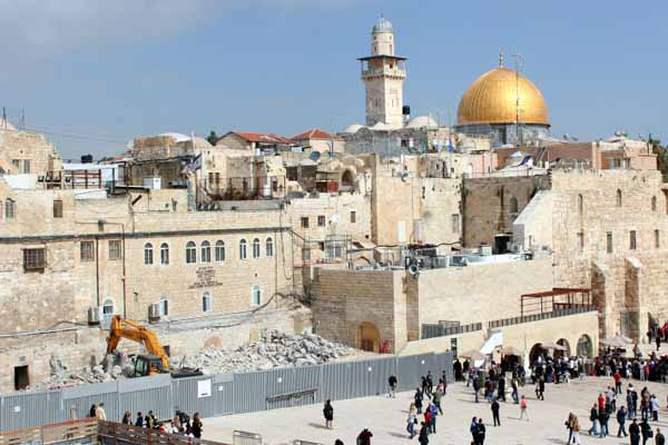 What if Jerusalem falls, Global Perspective