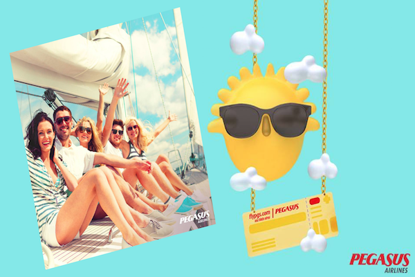 Book Your Spring And Summer Break With Pegasus Airlines Now