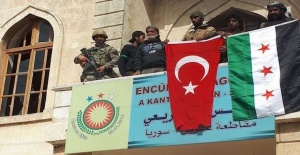 Turkish Armed Forces took complete control of Syria's Afrin town center