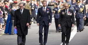 London ceremony commemorates Gallipoli fallen soldiers