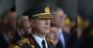 Turkish Chief of General Staff Akar, Activities necessary for the protection of our rights
