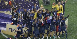 France win World Cup, bring back title after 20 years