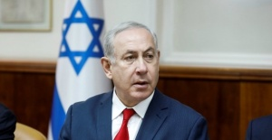 Netanyahu urges US to recognize Israel's right to Golan