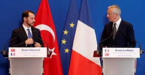 Turkey, France agree to boost economic ties