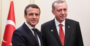 Turkish, French presidents discuss economic ties