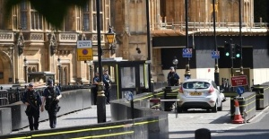 UK: Westminster car crash driver charged
