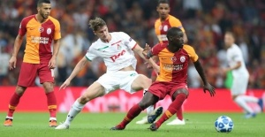 Champions League: Galatasaray beat Lokomotiv Moscow