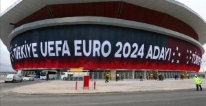 Turkey aspires to host EURO 2024