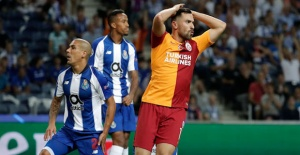 Porto beat Galatasaray 1-0 in Champions League