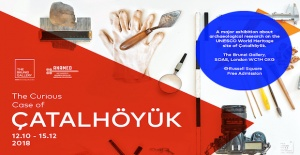 The Curious Case of Çatalhöyük exhibition in London