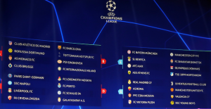 UEFA Champions League round of 16 draw set for Monday
