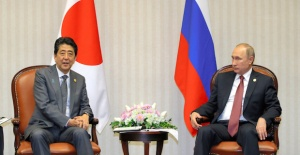 Japanese premier resolves to end hostility with Russia