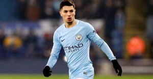 Real Madrid sign Manchester City midfielder Brahim Diaz