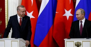 Russian media widely covers Erdogan-Putin meeting