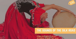 Yunus Emre Enstitüsü - London hosts a concert: The Sounds of the Silk Road by SOAS Silk Road Collective