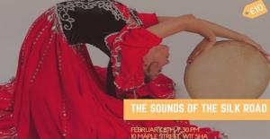 Yunus Emre Enstitüsü - London hosts a concert: The Sounds of the Silk Road by SOAS Silk Road Collective