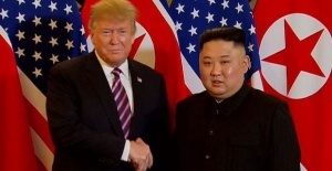 Trump meets Kim for second summit in Vietnam