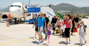 Over 3.2 million foreigners visited Turkey this year