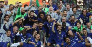 Chelsea clinch UEFA Europa League cup