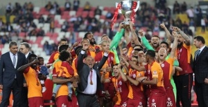 Galatasaray win Turkish Cup