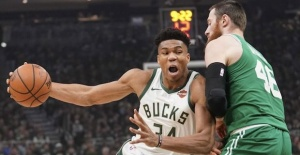 NBA: Bucks finish Celtics, advance to East Finals