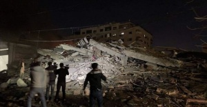 Turkish Anadolu Agency's office hit by Israeli forces in Gaza Strip. Latest news