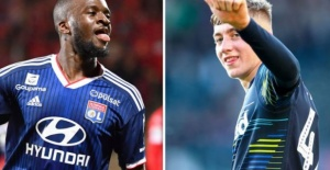 Tottenham announce the signings of Tanguy Ndombele and Jack Clarke