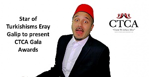 Star of Turkishisms Eray Galip to present CTCA Gala Awards