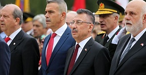 Fuat Oktay, Ankara will continue to stand by Turkish Cypriots