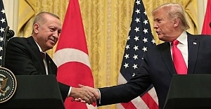 Trump says meeting with Erdogan 'very productive'