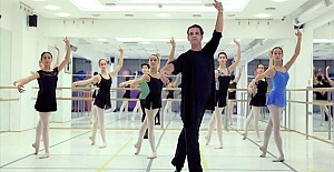 Turkish ballet dancer to train young dancers in France