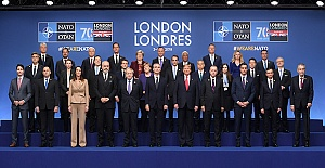 NATO London summit begins with remarks stressing unity