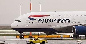 British Airways suspends flights to, from China