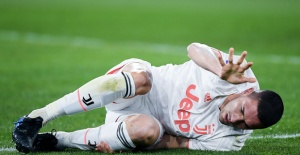 Merih Demiral's season may have ended