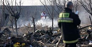 Ukraine suspects missile, terror attack in Tehran crash