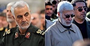 US airstrike kills Iran's Quds force head, Iraqi PMU chief