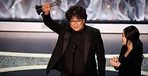 Parasite makes Oscars history, also wins 4 awards