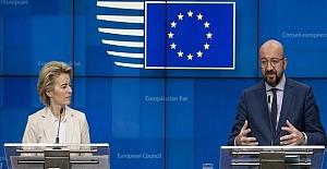 EU, Turkish leaders revisit 2016 deal on migrants