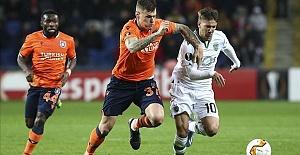Europa League: Basaksehir vs Copenhagen in last 16 tie