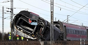 High-speed train in France derailed; 21 injured