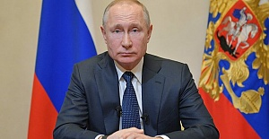 Putin announces national week off in Russia