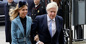 British prime minister Boris Johnson has new son