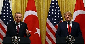 Turkish and US leaders discuss cooperation amid pandemic