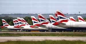 British Airways owner hopes to revive flights in July