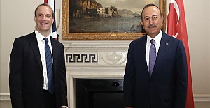 UK, Turkey in agreement on political solution in Libya