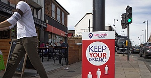Last leg of towns 'tour' reaches Enfield Council's Southgate centre
