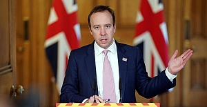 Young people don't follow social distancing rules, the health secretary says, Rise in tests and new cases