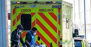 UK records highest number of COVID cases since February