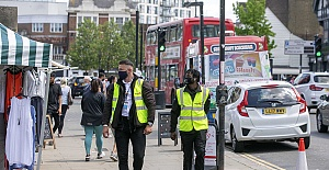 Enfield's COVID marshals have paid more than 44,500 visits to businesses ! Keeping Enfield Safe!